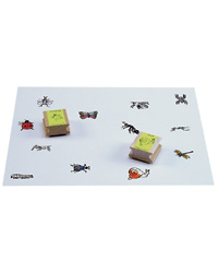 Insects and Sea Creatures Stamp Sets
