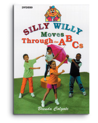 Silly Willy Moves Through the ABCs