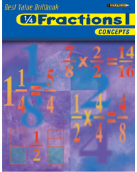 Fraction Drillbooks