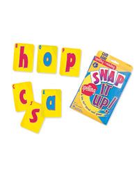 Snap It Up! Language Card Game