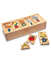 ABCs Puzzle Blocks