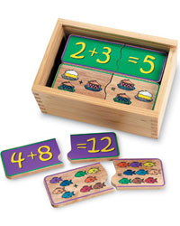 Count and Add Puzzles