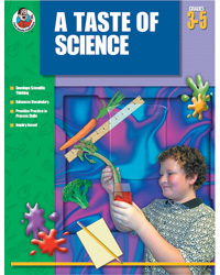 A Taste of Science Book