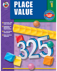 Place Value Book and Bulletin Board Set