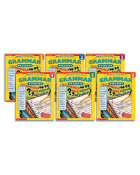 Scholastic Success with Grammar Books