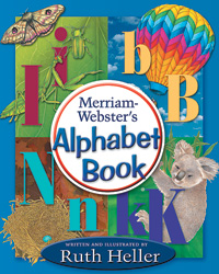 Merriam Webster's Alphabet Book