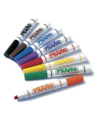 Prang Washable Markers - Won't Dry Out