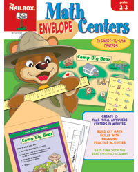 Math Envelope Centers
