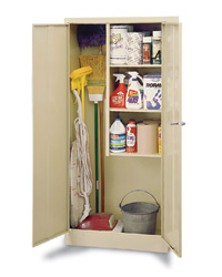 Janitor Storage Cabinet