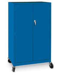 Colorful Mobile Storage Cabinet