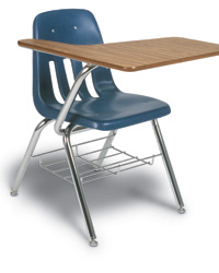 Virco 9000 Series Student Chair Desks At Direct Advantage