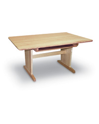 Solid Maple Art Tables