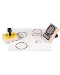 Clock Stamps