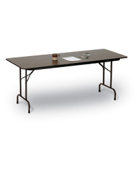 Economical Melamine Top Folding Tables
