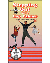 Stepping Out with Hap Palmer