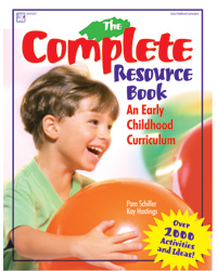 The Complete Resource Book On Early Childhood Curriculum