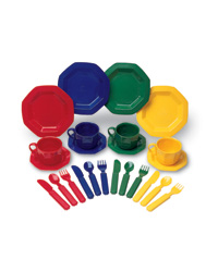Pretend & Play Dish Set