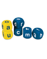 Hands-On Literacy Phonics Cube Sets