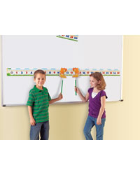 Number Lions Magnetic Classroom Game
