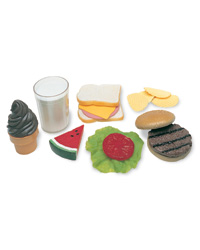Pretend & Play Lunch Foods