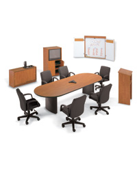 Oval Conference Room Furniture