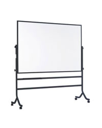 Contemporary Reversible Boards - Whiteboard