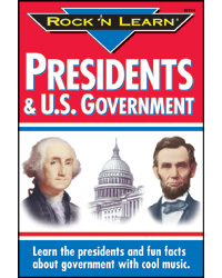 Presidents & U.S. Government CD