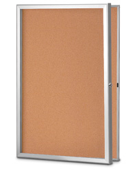 Radius Slim Style Display and Message Boards