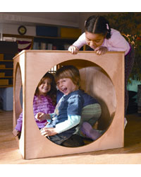Whitney Bros Play House Cube