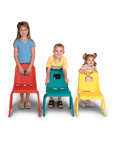 Split Bucket Childrens Chairs