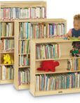 Wood or Laminated Bookcases