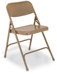 Steel Fortified Folding Chair