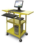 Colorful Compact Mobile Workstation