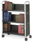 Scoot Book Carts
