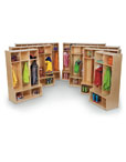 Healthy Kids Seat Lockers