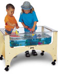 See Thru Sensory Tables