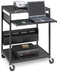 Data Projector-Laptop Cart