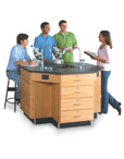 Octagon Science Workstations