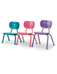 Royal Seating Pastel Stackers