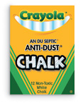 Anti-Dust Chalk