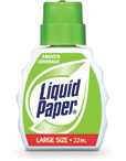 Liquid Paper Correction Fluid