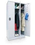 Easy to Assemble - Snap Togther Lockers