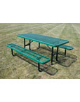 Diamond Picnic Tables