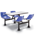 Cluster Indoor/Outdoor Tables