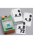 0-9 Self Teaching Flash Cards