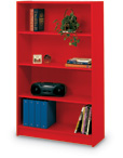 Colored Laminate Bookcases