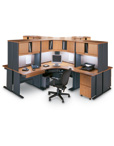 Series A Modular Office Furniture