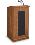 The Prestige Mobile Lectern
