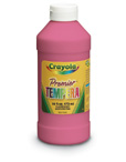Premier Fluorescent Tempera Paint 16 oz.