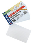 Oxford Primary Ruling Index Cards